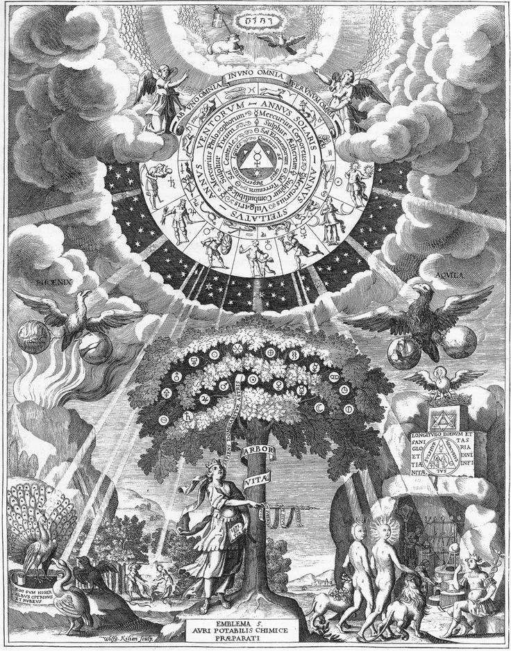The Number Two Collective: all things were from one, by the meditation of one = 2!  I was looking for a similar picture but found this close resemblance instead