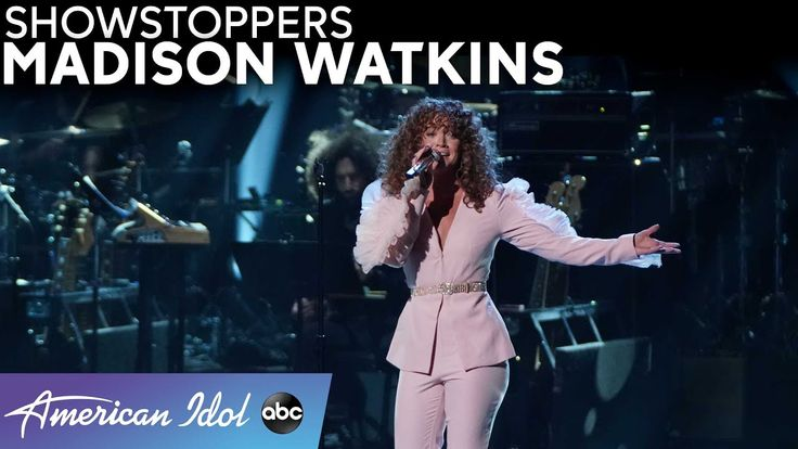 Madison Watkins Slays Man S World For Showstopper Performance American Idol 2021 Youtube In 2021 American Idol Madison American