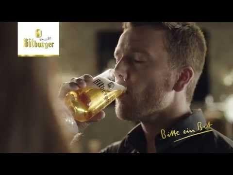 BITBURGER COMMERCIALS - When beer becomes Bitburger