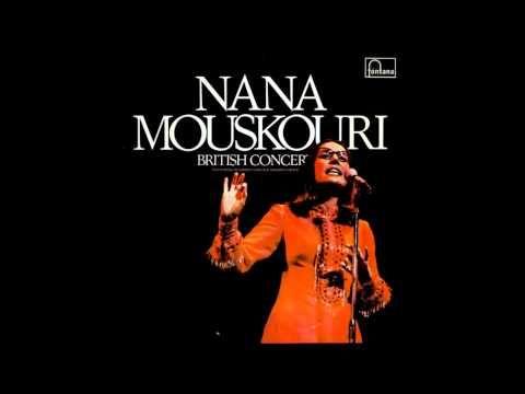 Νάνα Μούσχουρη: Ένας μύθος - Nana Mouskouri: Enas mythos - YouTube