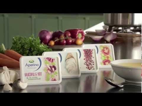 Lisäaineettomat Arla Apetina -tuorejuustot ovat osa tuoteportfoliota, jonka löydät tulevalta työpöydältäsi.