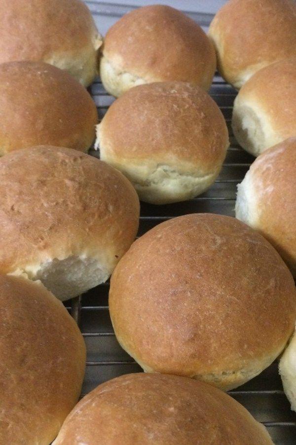 French Bread Rolls To Die For Recipe Bread Bread Rolls Bread