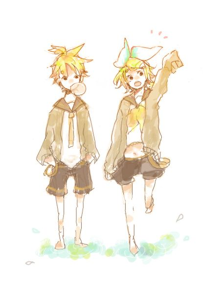 Pleasure twins anime