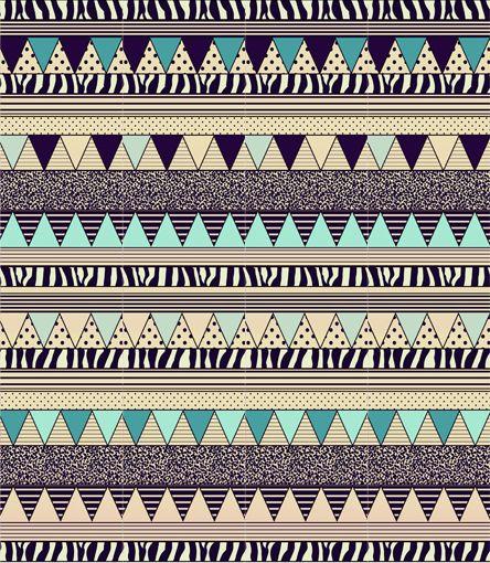 hipster, etnic, pattern
