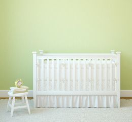 How to Clean Used Baby Furniture