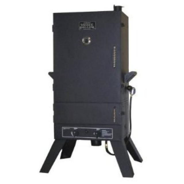 The Top 10 Affordable Smokers for 2015: Smoke Hollow 44-Inch Gas Smoker