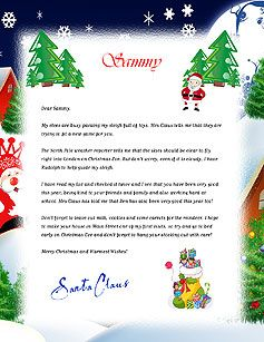 free letter from santa 17 best ideas about santa letter on letter 21854 | 3280866eb43a54dddd48d32d65dcdc7d