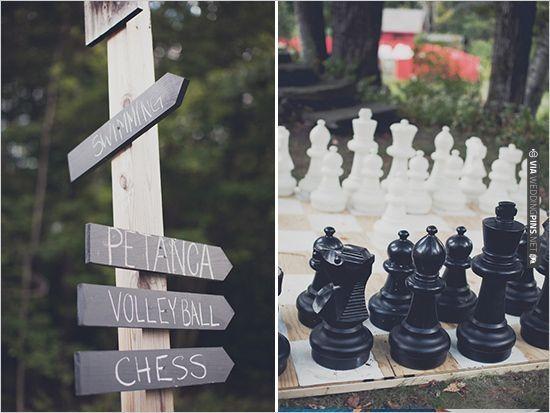 fun wedding ideas | VIA #WEDDINGPINS.NET
