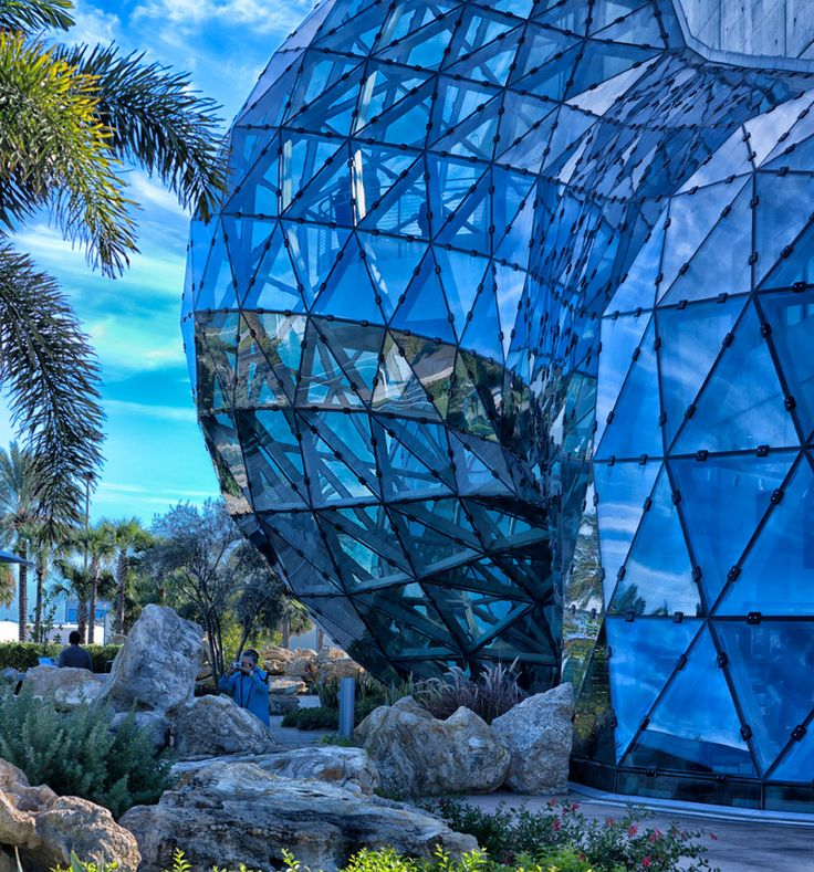 Dali Museum at Tampa Bay, Florida...for some reason this looks familiar