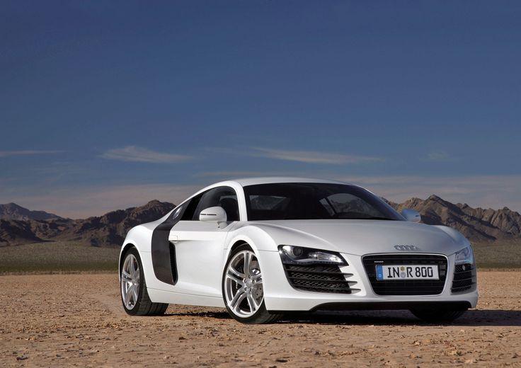 Audi R8...awesome ride...reminds me of a Lamborghini