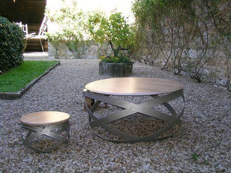 nouaison table et tabouret