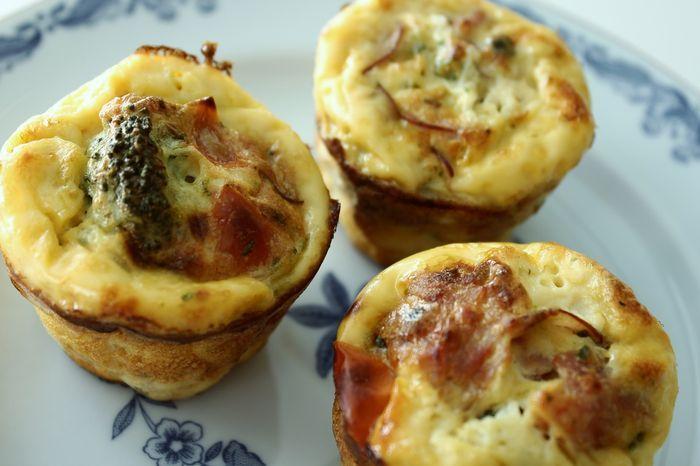 Omelettmuffins från Emma Barremyr