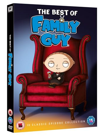 Television Review: The Best of Family Guy (DVD) Family Guy ROCKS