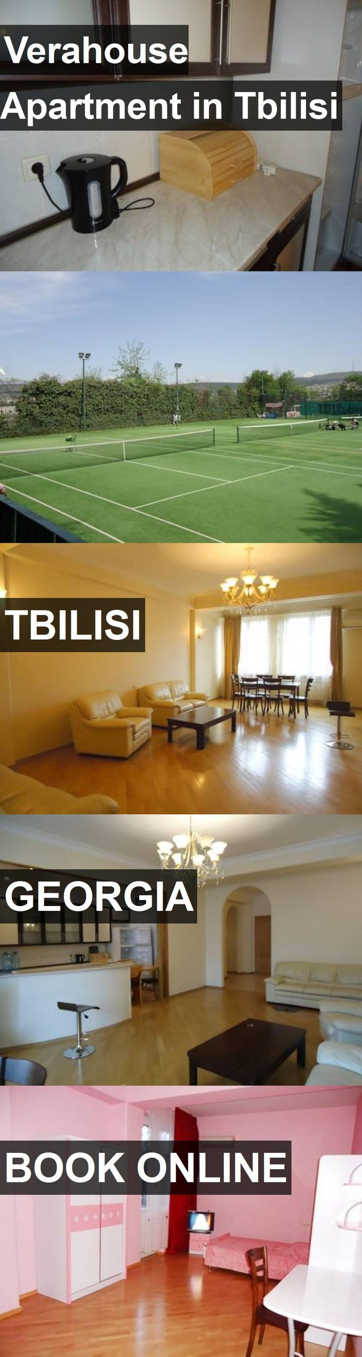 Verahouse Apartment in Tbilisi in Tbilisi, Georgia. For more information, photos, reviews and best prices please follow the link. #Georgia #Tbilisi #travel #vacation #apartment