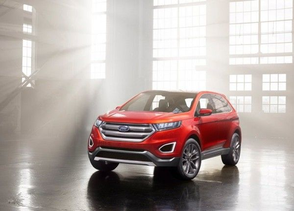 2013 Ford Edge Release 600x431 2013 Ford Edge Full Reviews with Images