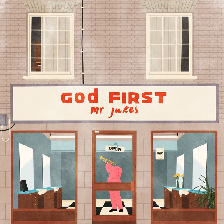 God First by Mr Jukes