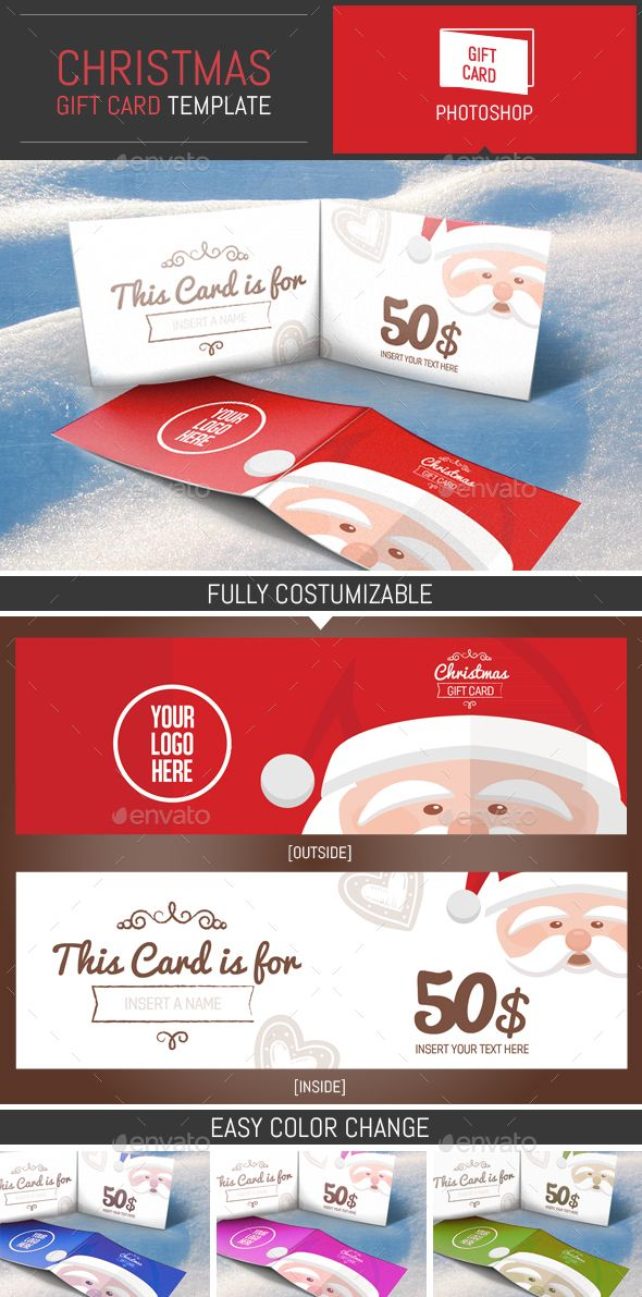 The 25+ best Christmas gift voucher templates ideas on Pinterest - make voucher