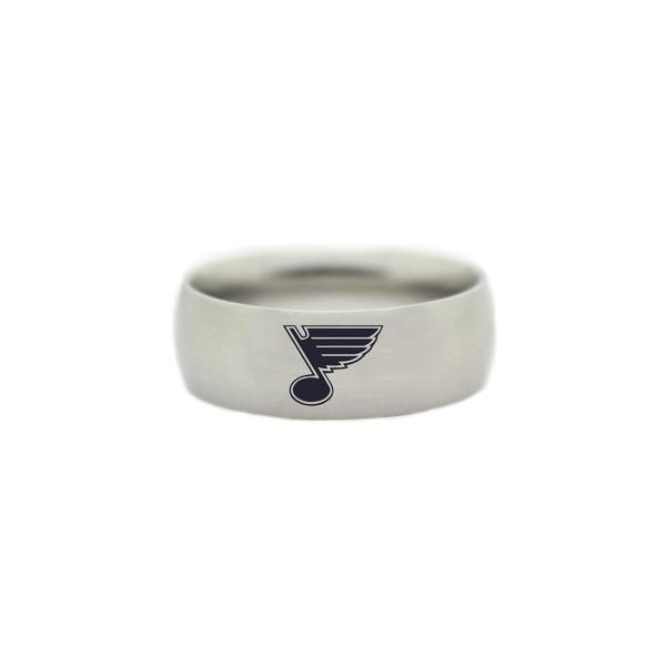 Show Your St Louis Blues Team Spirit With This CUSTOM NHL RING Custom Made Band Is A Perfect Gift For All The Fans