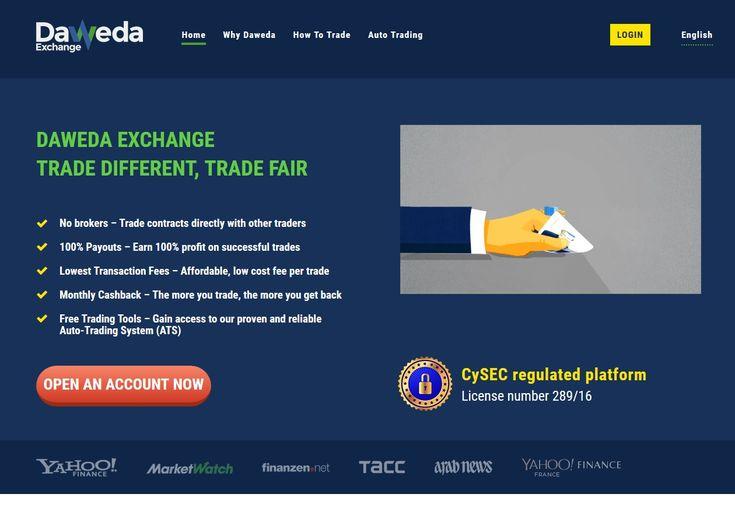 Má vůbec smysl uvažovat o obchodování binárních opcí s burzou Daweda Exchange? Podle mého názoru je na místě krajní obezřetnost, protože Daweda se zjevně nechová čestně.