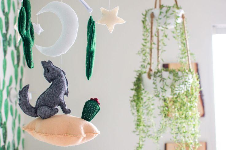 Readers' Favorite: Boho Desert Chic Gender Neutral Nursery - Project Nursery