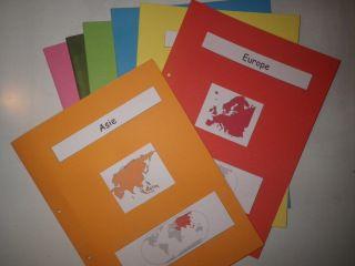 Carnets des continents | Partage d'idées pour l'IEF