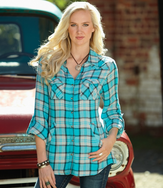 17 best images about flannel square shirts on pinterest for Country girl flannel shirts