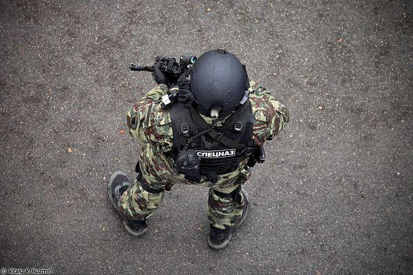ОСН Факел УФСИН России по Московской области (OSN Fakel of Moscow region department of Federal Punishment Execution Service)