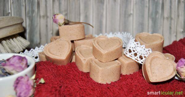 Wenn du dich mit einem besonderen Bad verwöhnen willst oder eine tolle Geschenkidee suchst, probiere doch deine eigene Badepraline / Badebombe herzustellen