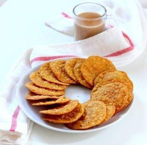 Masala Puri Recipe, Wheat Masala Puri For Snack - WeRecipes