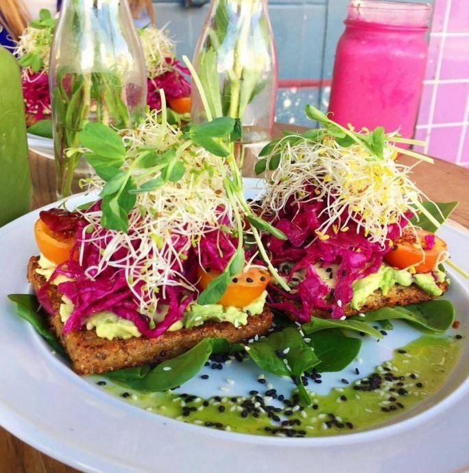 Green Kitchen Vegan Cafe: 25+ Great Ideas About Healthy Restaurant Design On