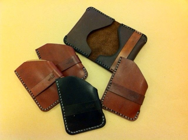 I think the smell of freshly worked leather is my new for Leather shapes for crafts