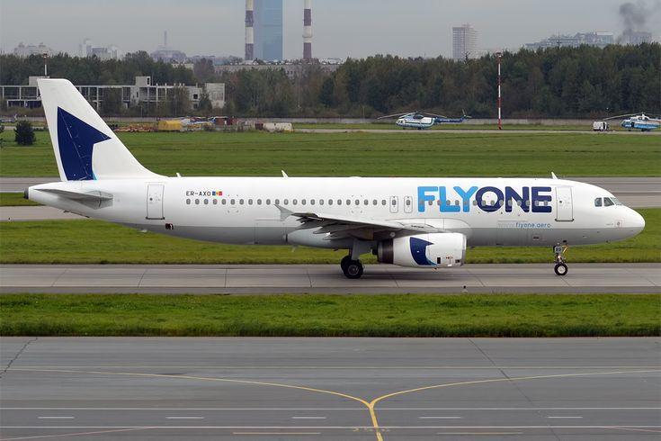 Fly One anunță rutele Chișinău – Birmingham și Chișinău – Voronezh