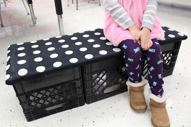How to Make a Genius Flexible Seating Solution for Your Art Room
