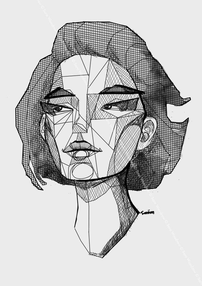 Break apart and drift away. By Smäm.
