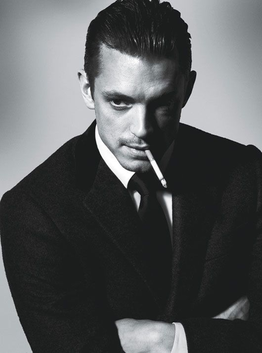 Joel Kinnaman from The Killing -- ahem, where the HELL have I been?    I finally watched the first season and he is so great!   (as is Mireille Enos)