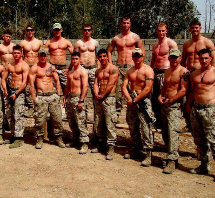 sexy soldiers safe fuck