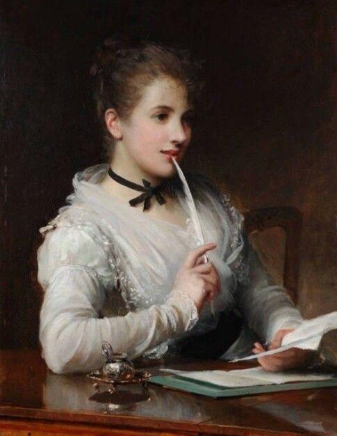The Lover Letter di S. L. Fildes