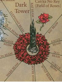 the dark tower roses | The Dark Tower on End-World 's map