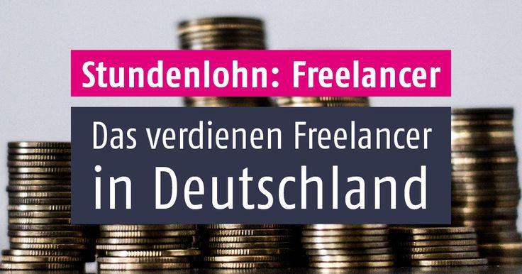 Eine Studie unter mehr als 1.000 IT-Experten verrät, welchen Stundenlohn Freiberufler in Deutschland erhalten. Lies hier auch den Ausblick für das Jahr 2018.