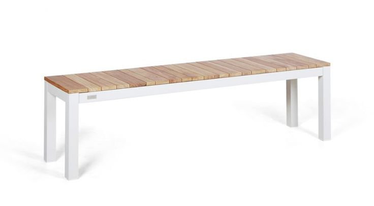 The 190 long Tandem Backless Bench is the longest backless bench in our collection and can accommodate up to 4 people. A great match to the 210cm long Tandem Alu Table.