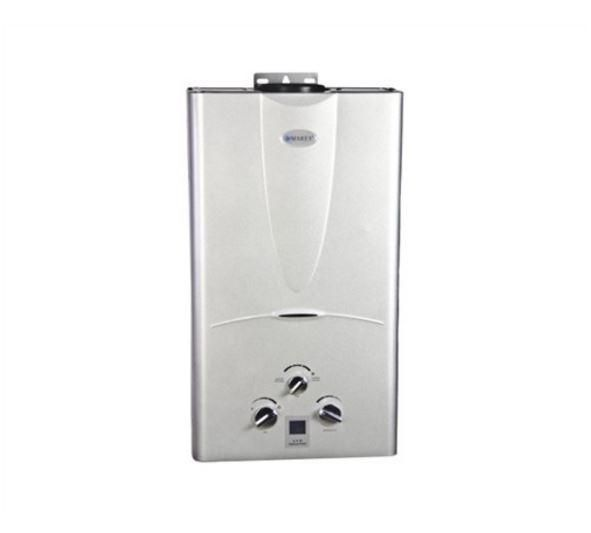 Marey 10LDP GasTankless Water Heaters The Marey 10L digital panel gastankless hot water heaters area compact space saving design that allows easy installation just about anywhere. The versatile and easy-to-install 10L Natural Gas Tankless Water Heater with digital display is the perfect energy efficient solution for your home which will not only help you save money, but also help you save money on your electric bills. This powerful unit only operates on 3V, making it ideal for off-grid…