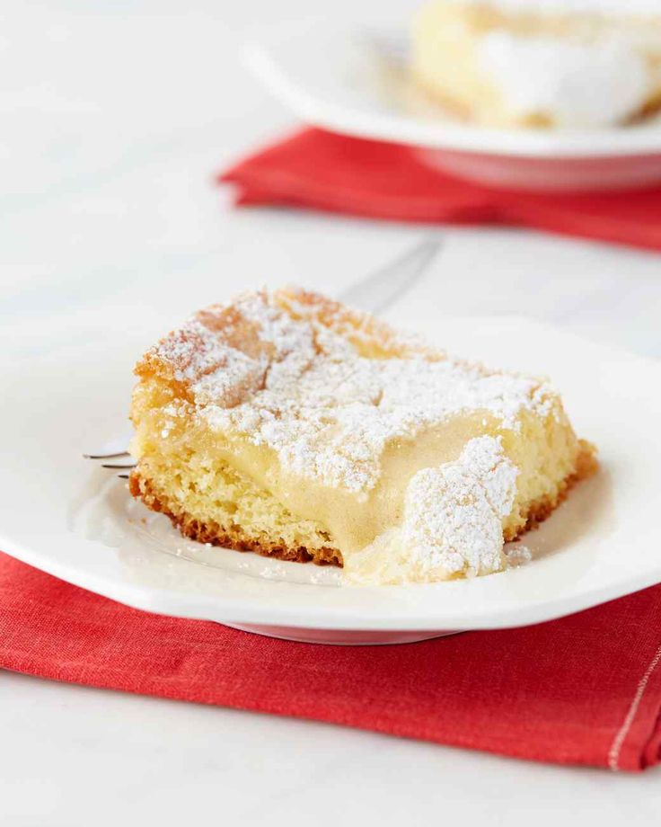 This sticky-sweet cake is a St. Louis specialty -- every bakery in Missouri has its own version. Martha made this recipe on episode 703 of Martha Bakes.