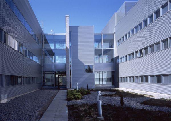 Festia, Tampere University of Technology, IV Phase, Tampere, Finland - LAHDELMA & MAHLAMÄKI ARCHITECTS