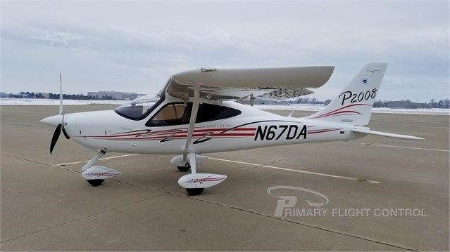 N67DA, 2019 TECNAM P2008 For Sale  $233,216  This efficient beauty