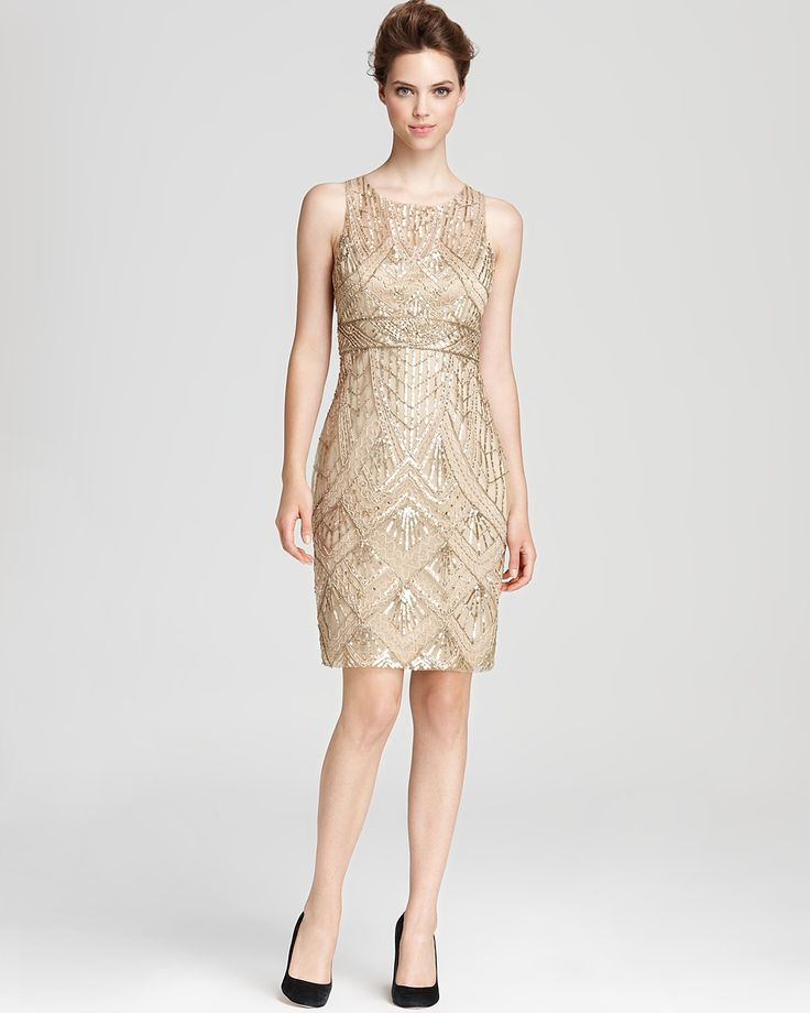 Sue Wong Dress Beaded Bloomingdale 39 S Attire And Accessories P