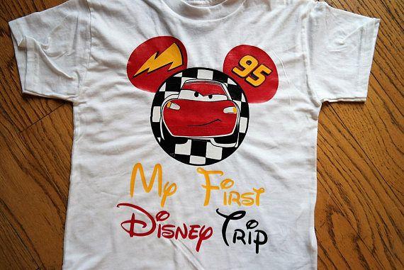 Disney Trip Shirt Ideas