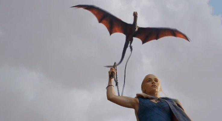 Nuevas evidencias científicas indican que los dragones dejan de ser criaturas de leyenda y fantasía.