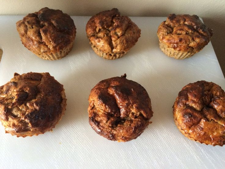 Recipe: Wheat (Breakfast Cereal) Biscuit Blueberry Muffins