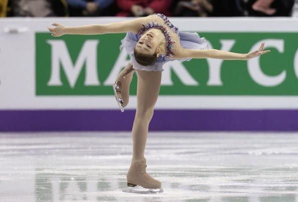 Kim Yuna, 2013 world free iceskating champion