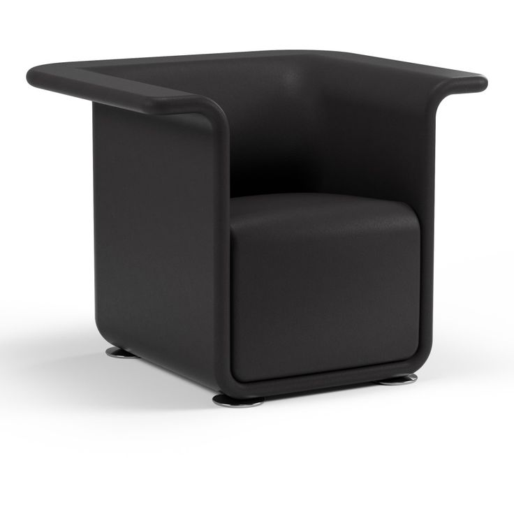De Hub is een gemakkelijke stoel en vond zijn inspiratie bij de klassieke Engels Chesterfield zetel. De armleuningen kunnen worden gebruikt als een werkgebied, bijvoorbeeld voor laptops of tablets. Een zeer flexibele fauteuil die dankzij de pocketveren in de zitting uiterst comfortabel is. #Kinnarps #Materia #Hub #Zitbanken